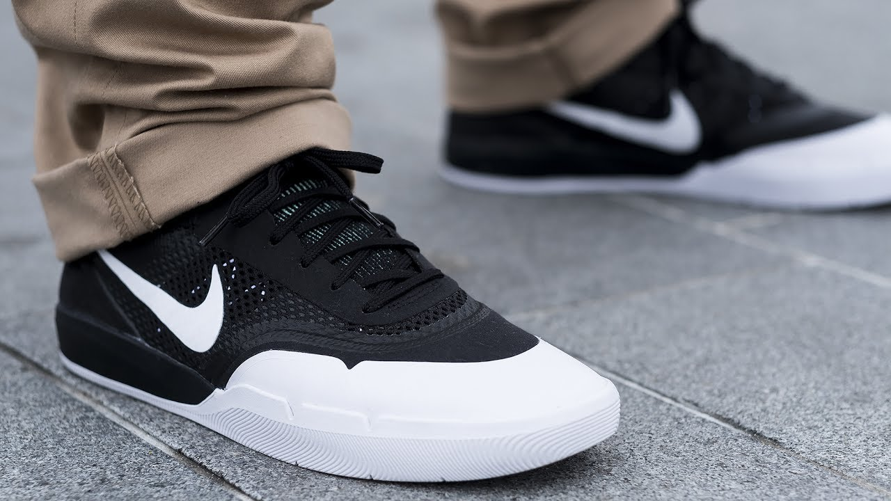 Rancio Espacioso patata  Flatspot Shoe WearTest - Nike SB Koston 3 Hyperfeel XT (review) - YouTube