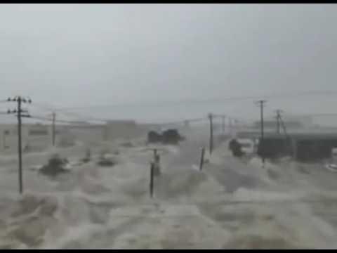 Horrifying Floods in Beijing China