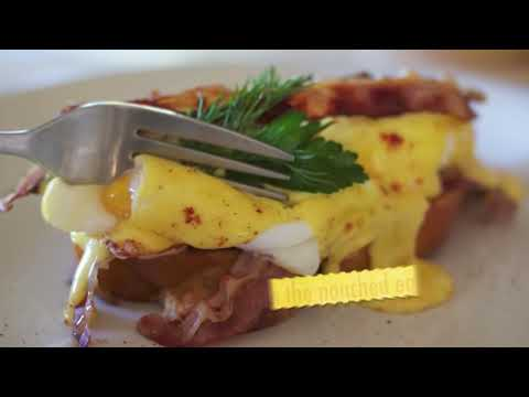 Eggs Benedict - Top Notch - Bruno Albouze - THE REAL DEAL