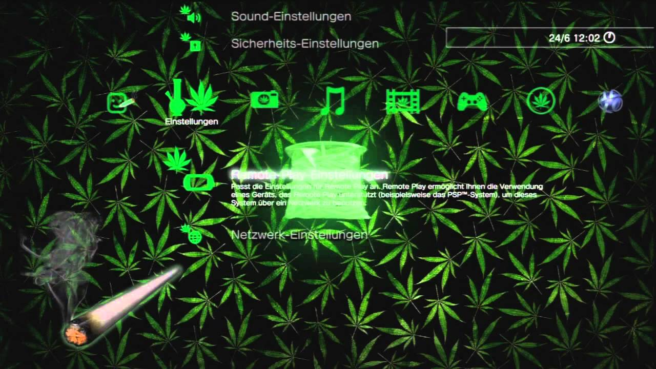 Girl With Weed Wallpaper Custom Dynamic Theme Weed Youtube