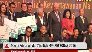 Media Prima gondol 7 hadiah MPI-PETRONAS 2016