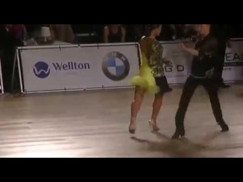 WDSF World Championship LA Jun 2 2015