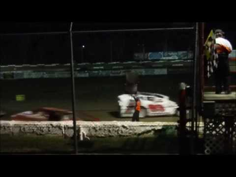 Utica Rome Speedway - April 23, 2017 - Modified Main