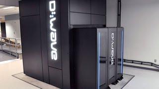 Le développement de l'ordinateur quantique à la vitesse grand V.