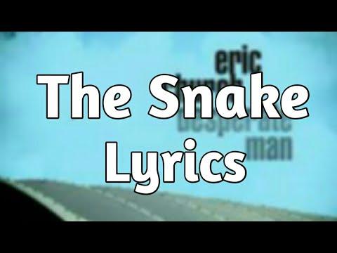Eric Church - The Snake (lyrics)