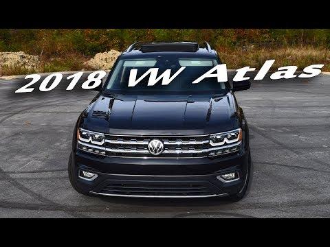 Performance Drive Review - 2018 VW ATLAS SEL V6