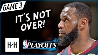 LeBron James Full Game 3 Highlights vs ...