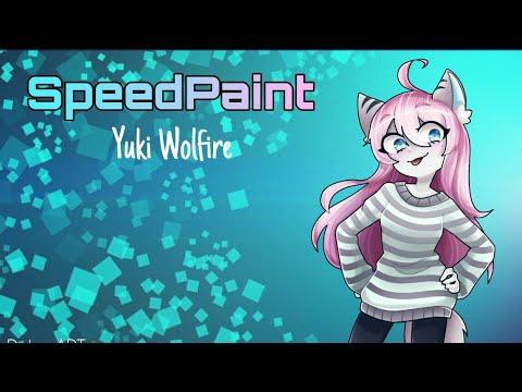 SpeedPaint | Yuki Wolfire [Trade]