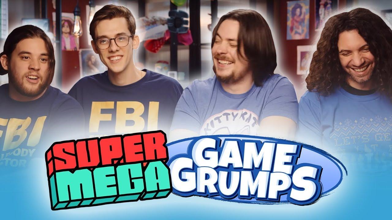 We're Leaving Game Grumps