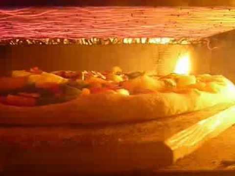 Homebuild electro napoli pizza oven 400C