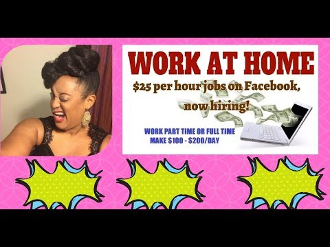 Best Legitimate Online Jobs 2018 [Legitimate work from home jobs] No Experience Required! Daily Pay!