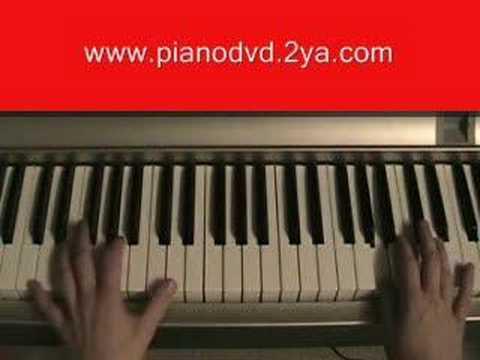 How to Play Better Days intro by the Goo Goo Dolls on Piano - YouTube