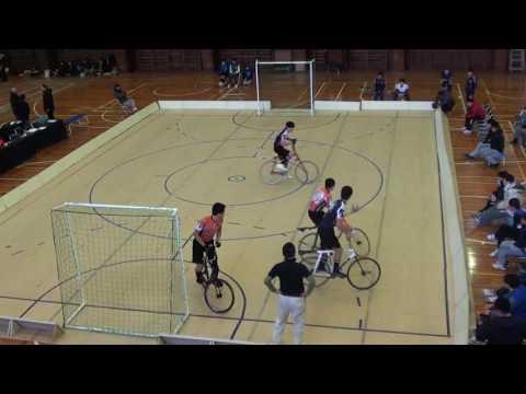 関大対STAR BICYCL OSAKA(前半)