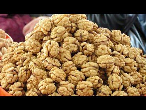Вред грецких орехов!Кому нельзя есть грецкие орехи!