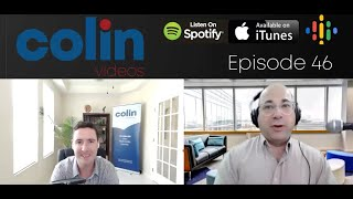 Colin Videos 46: Fred Moskowitz on his journey from IT startups to a landlord and note investor.