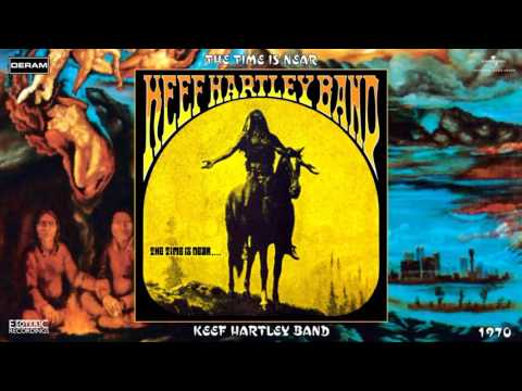 Keef Hartley Band - The Time Is Near (Remastered) [Jazz-Rock - Progressive Rock] (1970)
