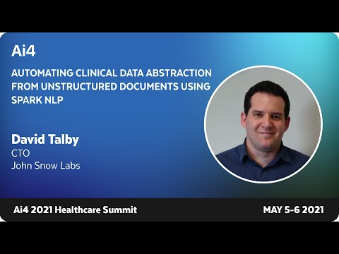 Automating Clinical Data Abstraction From Unstructured Documents Using Spark NLP