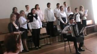 Государственный экзамен, заочное отделение. Дирижирует Дарья Горносталь