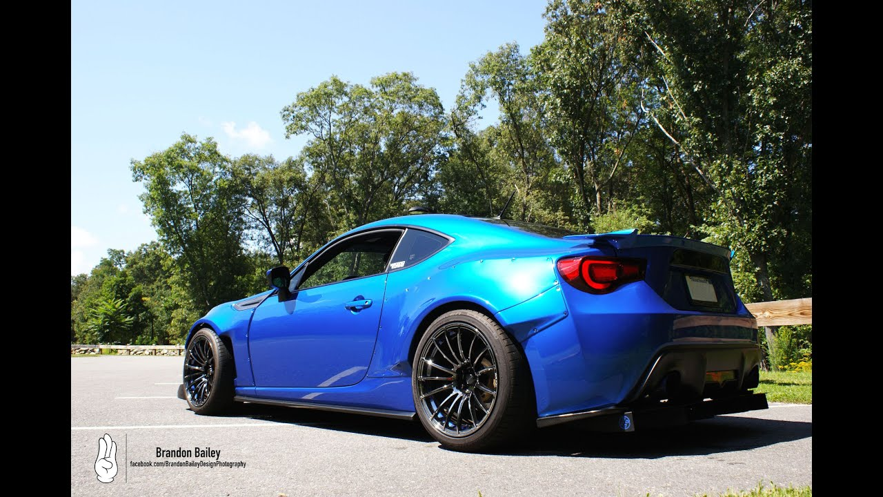 finetuned turbo widebody low 300whp subaru brz youtube. Black Bedroom Furniture Sets. Home Design Ideas