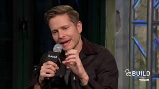 "Matt Czuchry Discusses ""Gilmore Girls: A Year In The Life"""