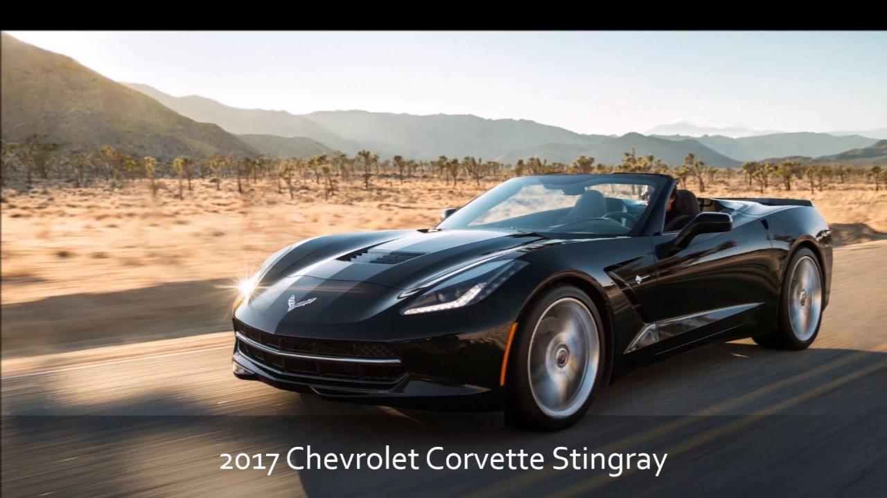 2017 Chevrolet Corvette Stingray At Montgomery Chevrolet Serving Louisville,  KY!