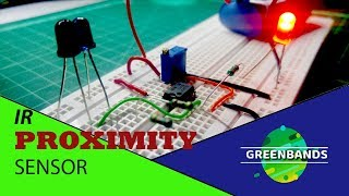 How to make Proximity Sensor at home QUICKLY