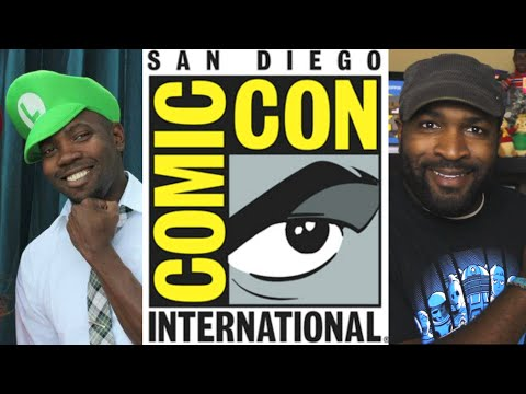 COMICCON CONVENTION SURVIVAL GUIDE! with Chris Sanders