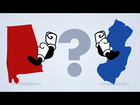 Why Red States & Blue States? | Democrat & Republican History