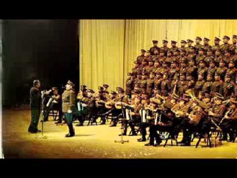 Gypsies Chorus from the opera 'Trubadur'-Red Army Choir