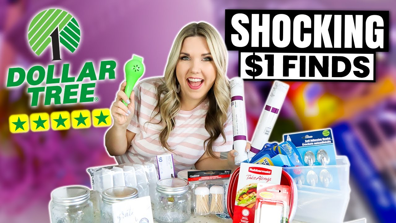 My Absolute Favorite Kitchen Products From Dollar Tree...These Will Change Your Life!