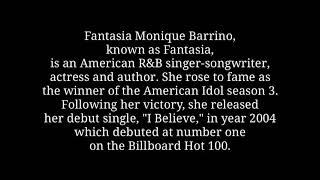 I believe - fantasia barrino lyrics