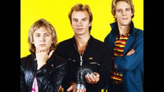 The Police - Synchronicity I Tour Rehearsal 1983