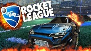 Britva VS Coffi - Rocket League