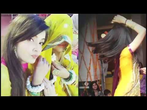 Leaked Video - Fabiha Sherazi Amazing Dance Performance at Mehndi Event