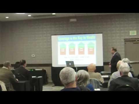 """William Bronchick explains """"Leverage"""""""