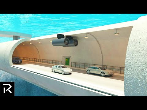 Inside Norway's $47 Billion Floating Highway