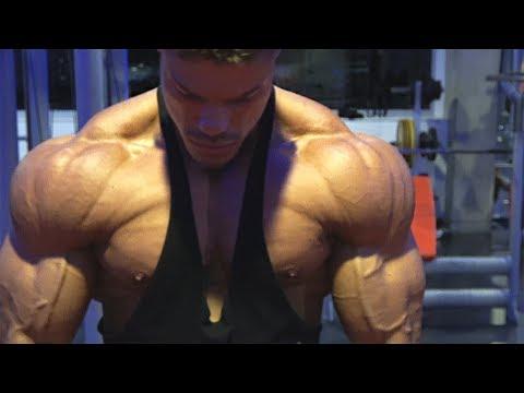 DELTOID Workout for BIG FULL Shoulders - Wes & Wes
