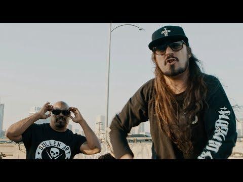 CARDIAC feat. SEN DOG (Cypress Hill/ Powerflo) - En LA Me Decían (Official Video)