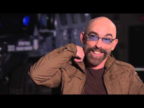 """Robocop (2014): Jackie Earle Haley """"Mattox"""" Official On Set Movie Interview"""