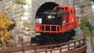 Lionel's New Haven RS3 LionChief Ready-To-Run Set