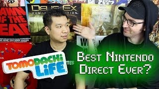 Tomodachi Life | The Best Nintendo Direct Ever | 3kb
