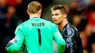 Cristiano Ronaldo Vs BEST Goalkeepers In The World
