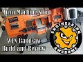 Micro Machine Shop EP01: WEN Bandsaw Build and Review