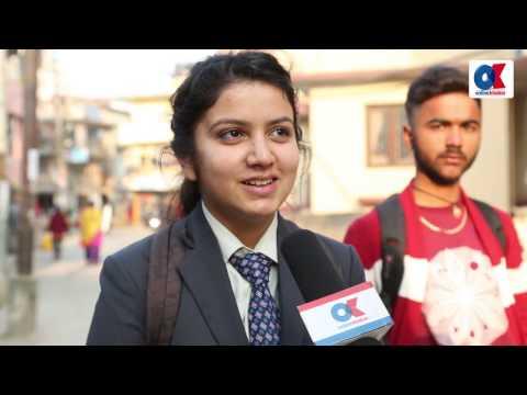 स्थानीय चुनावबारे के भन्छन् काठमाडौंबासी ? || Local Election - 2017 Nepal
