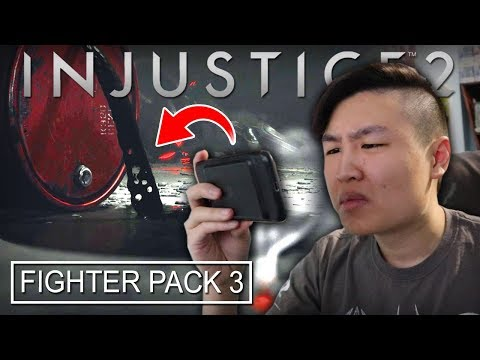 Thumbnail: Injustice 2: FIGHTER PACK 3 Teaser Picture Breakdown/Theory!!