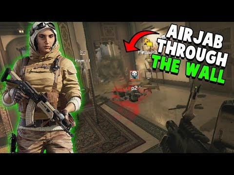THE AIRJAB IS INSANE! (Nomad Early Gameplay) | Rainbow Six Siege