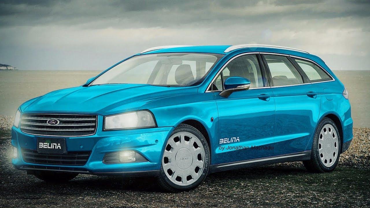 photoshop nova ford belina 2019 2 0 tsi turbo 211 cv