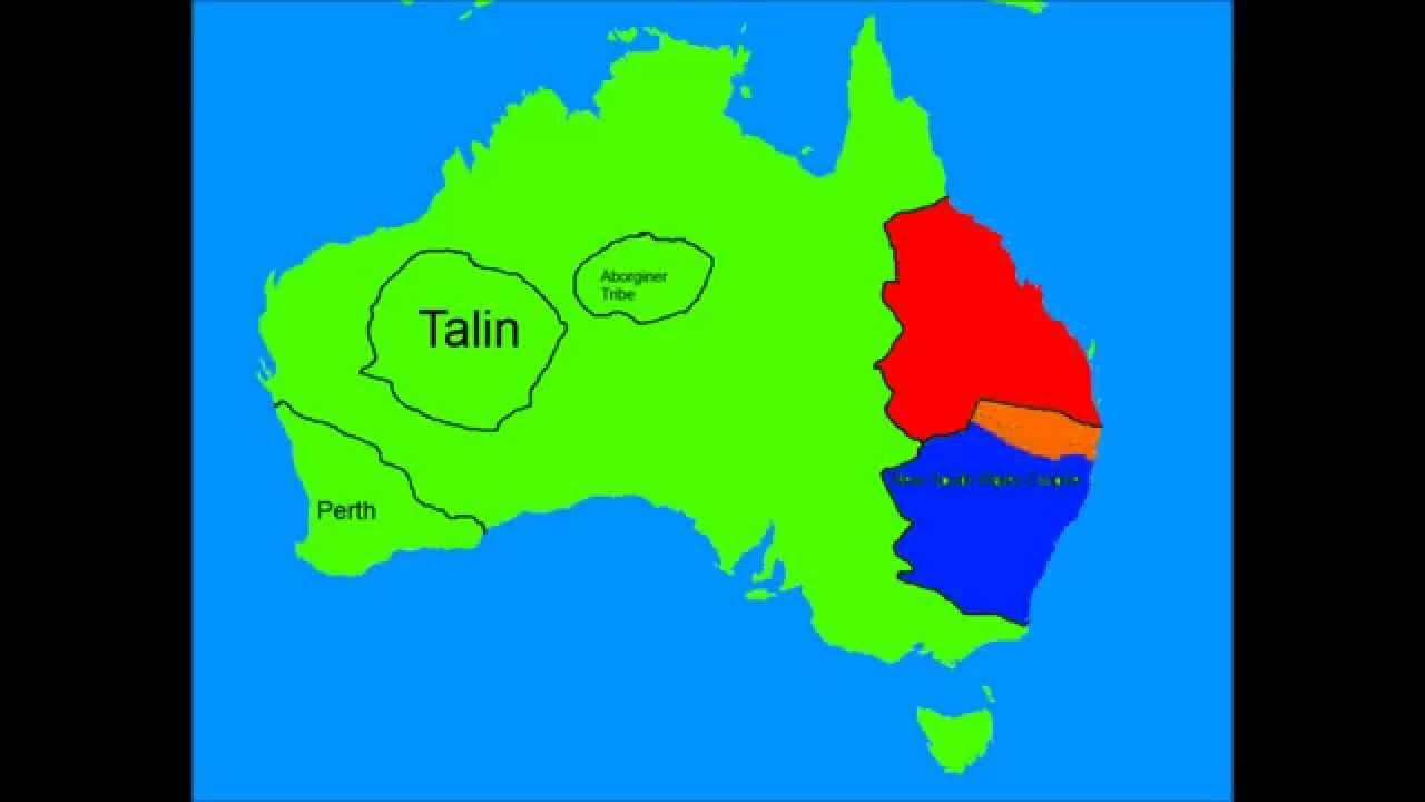 alternate future of australia part 1 youtube