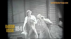 1941 - Germany invades USSR - Lithuania, Viliija, Djiszna, Vilnius (brue 3)
