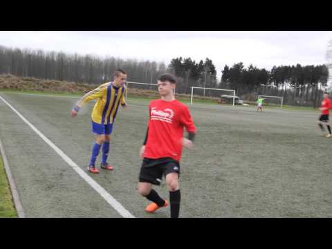 ProSoc College SHOWCASE 2016 / Game vs. Köln West U19 - Part 8 - Thirdhalf